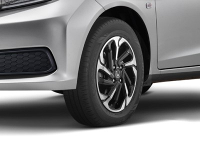 New 15inc Alloy Wheel Design (Tipe S)