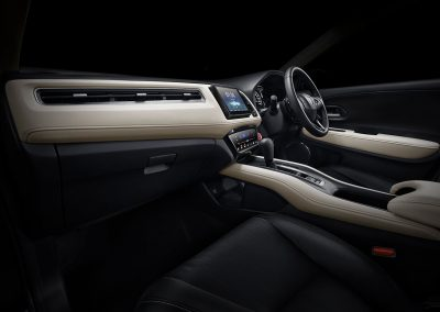 Two - Tone Color Interior