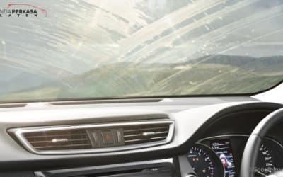 Jangan Sepelekan Kerusakan Kaca Depan Mobil