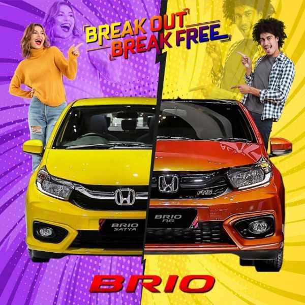 Perbedaan Honda Brio RS dan Satya, Cari Tahu Disini!.