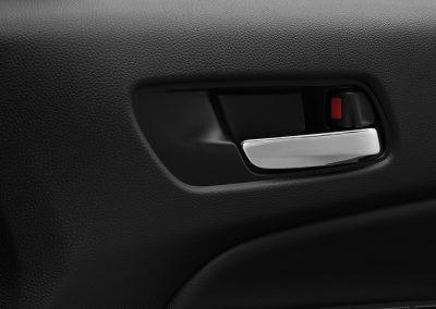 Auto Door Lock by Speed