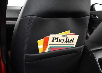 Seat Back Pocket