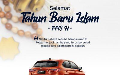 Honda Perkasa Klaten Ucapkan Selamat Tahun Baru Islam