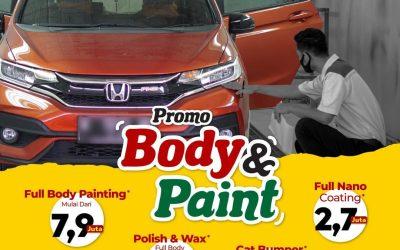 Spesial Promo Body & Paint