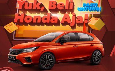 Yuk Beli Honda! Pasti Banyak Untung
